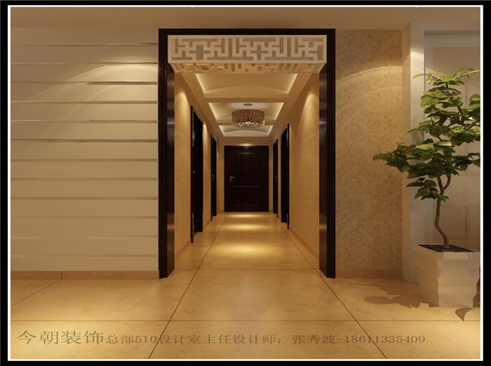 新古典 玄关图片来自今朝装饰李海丹在惠新苑新古典的分享