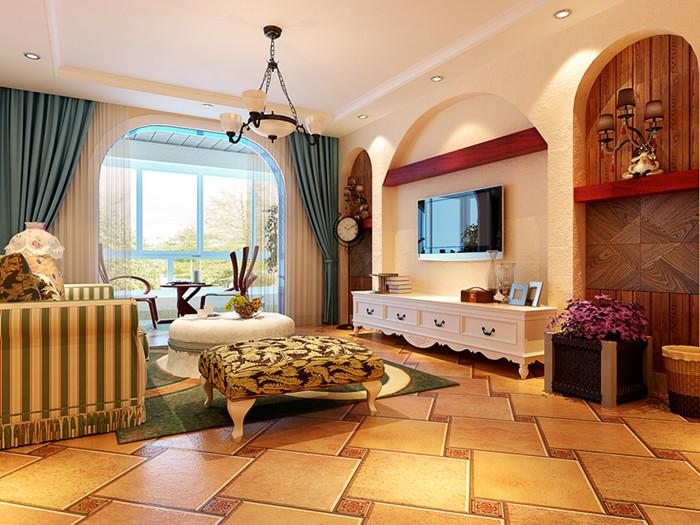 简约 混搭 客厅图片来自今朝装饰李海丹在杨闸环岛京通苑的分享