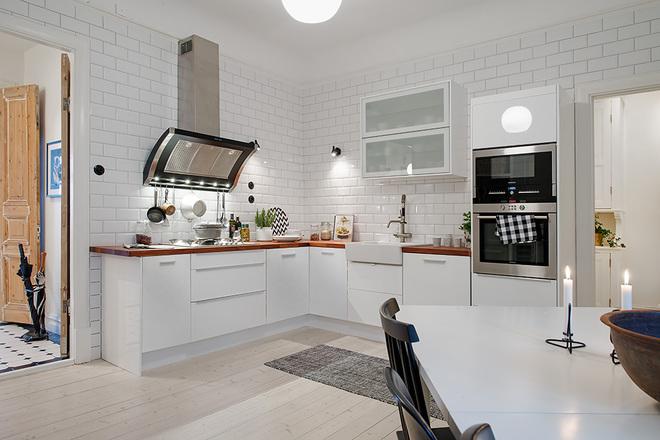 三居 北欧风 安静平和 厨房图片来自业之峰装饰旗舰店在北欧印象 安静而平和的三居家的分享