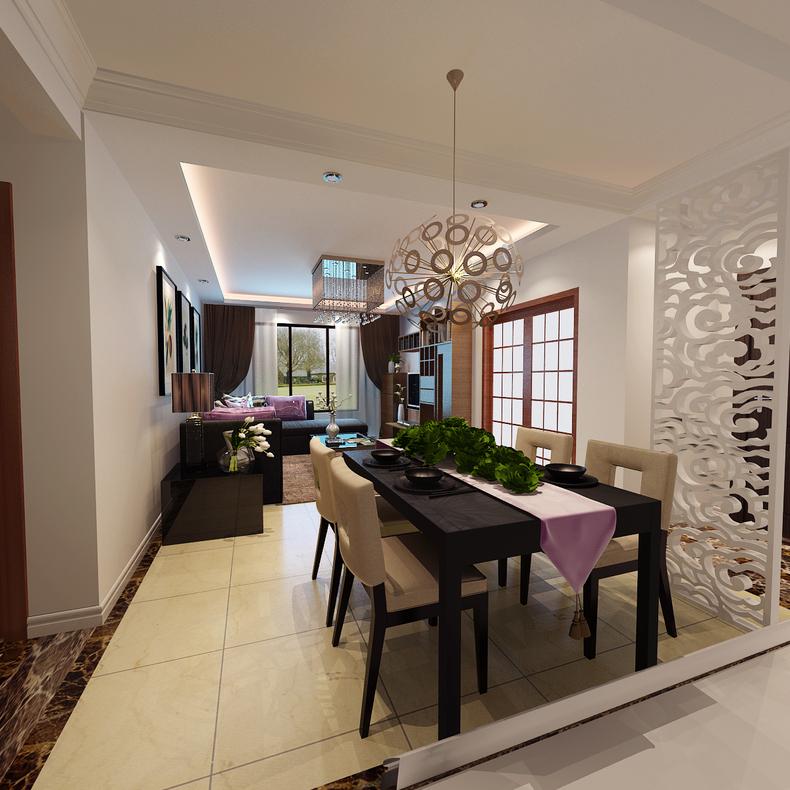 简约 混搭 餐厅图片来自今朝装饰李海丹在馨瑞家园两居的分享