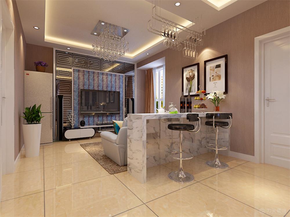 现代 二居 白领 收纳 80后 小资 客厅图片来自阳光力天装饰在旷世新城-89㎡-现代风格的分享