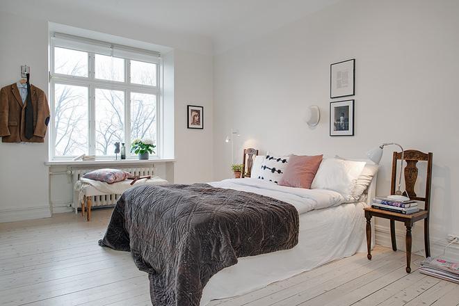 三居 北欧风 安静平和 卧室图片来自业之峰装饰旗舰店在北欧印象 安静而平和的三居家的分享