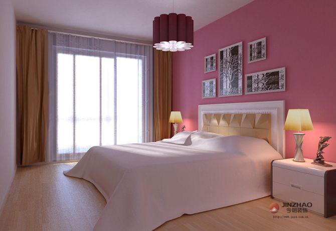 简约 卧室图片来自今朝装饰李海丹在兆丰园的分享