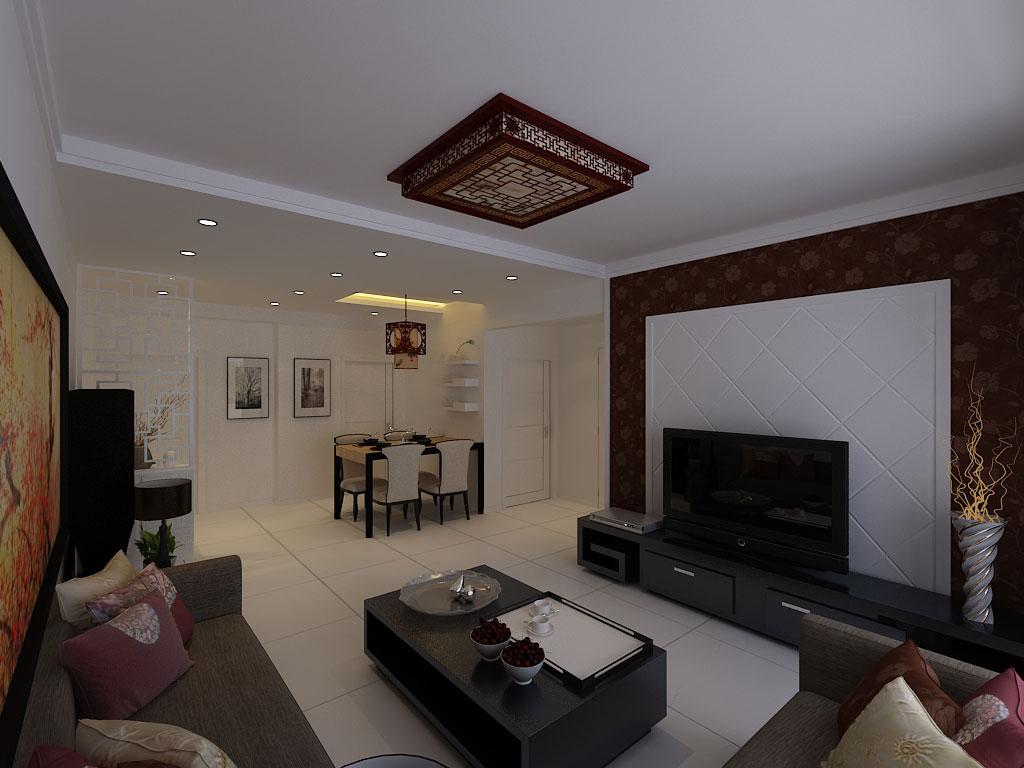 简约 三居 客厅 卧室 二居 厨房图片来自沈阳新饰家装饰在和泓国际的分享
