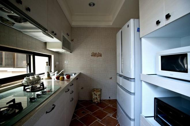 田园 二居 白领 收纳 旧房改造 80后 小资 厨房图片来自名仕装饰-小飞在田园乡村的分享