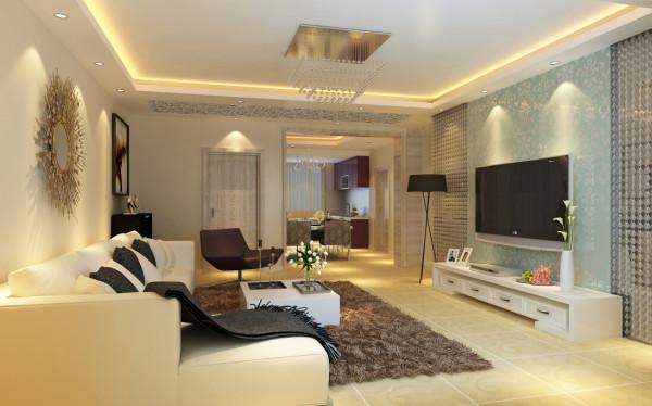 家,是人们温馨的港湾,回到家中,感到特别的自由和放松,而不是紧张与压抑之感;客厅的色调以冷色为主色调,彰显主人的个性;卧室是整套房子中最私人的空间,可以完全根据主人的想法来设计,不必去考虑别人的看法