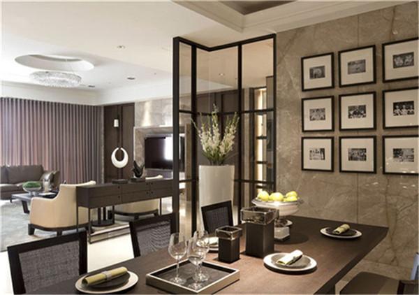 简约 餐厅图片来自今朝装饰李海丹在珠江帝景 简约风格的分享