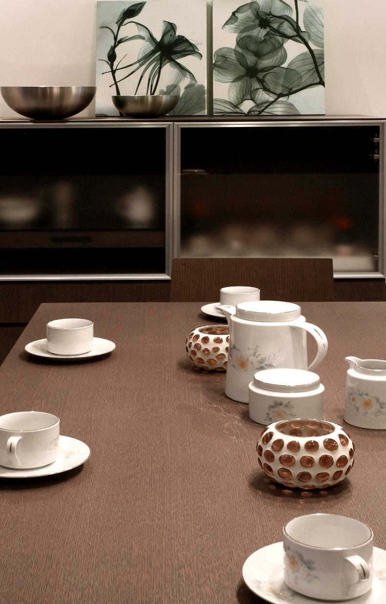 简约 餐厅图片来自今朝装饰李海丹在新世纪老房改造案例展示的分享