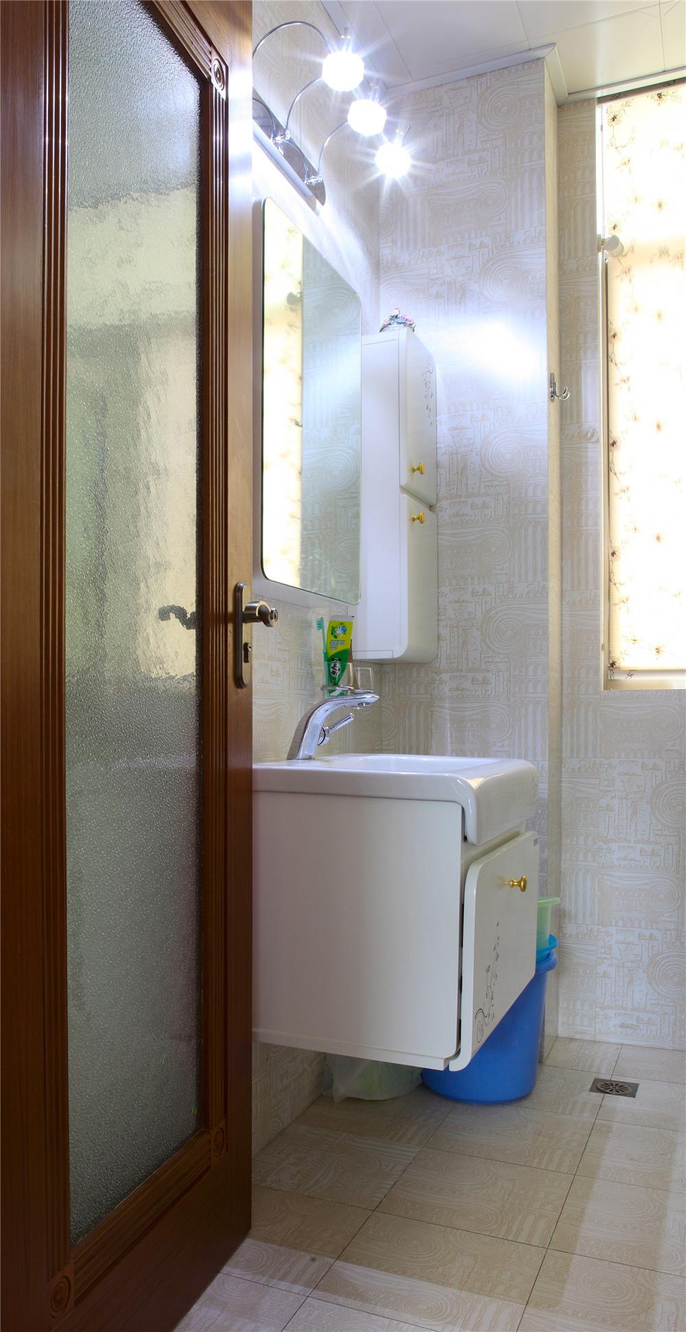 别墅 别墅装修 别墅设计 聚通装璜 实景展示 卫生间图片来自jtong0002在别墅里的优雅美式风-实景展示!的分享