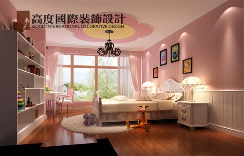 装饰 设计 案例 效果图 儿童房图片来自高度老杨在中景江山赋 200平米 美式的分享