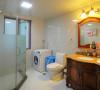 上海环球翡翠湾别墅户型装修设计实景展示——上海聚通装璜