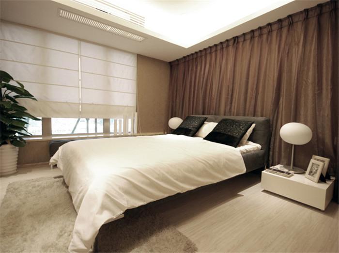 简约 卧室图片来自今朝装饰李海丹在筑华年的分享