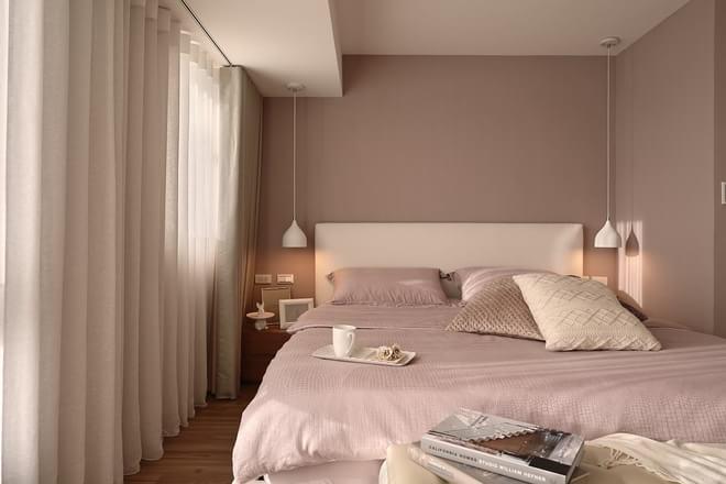 简约 二居 现代 卧室图片来自业之峰装饰旗舰店在质感于老屋中缓缓发酵 时尚简约的分享