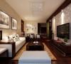 【今朝装饰www.xajzzs.cn】:西安裕昌太阳城-95平二居室-新中式风格风格(本小区装修设计84套)