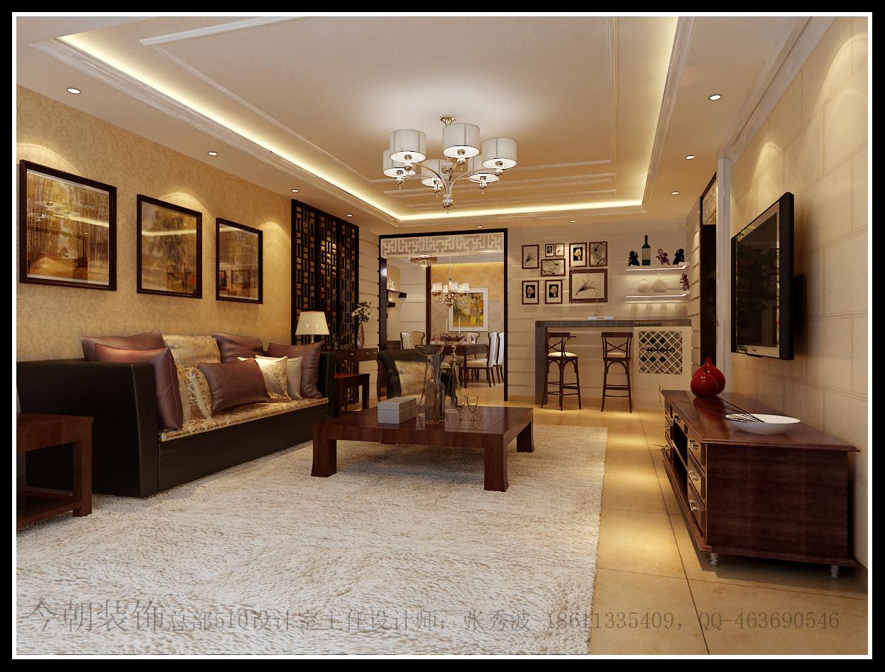 新古典 客厅图片来自今朝装饰李海丹在惠新苑新古典的分享