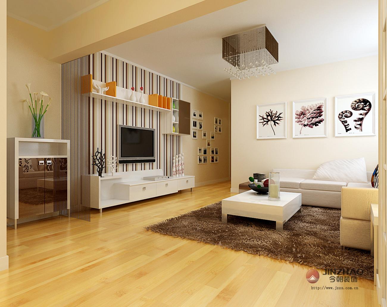 简约 客厅图片来自今朝装饰李海丹在兆丰园的分享
