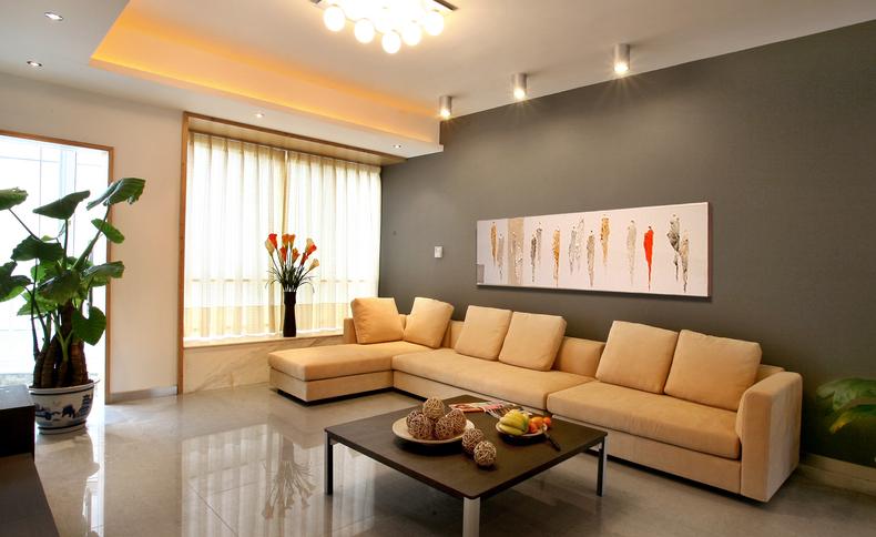 简约 客厅图片来自今朝装饰李海丹在新世纪老房改造案例展示的分享