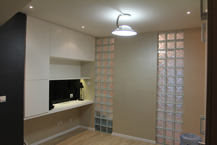 简约 田园 二居 白领 收纳 旧房改造 卧室图片来自今朝装饰李海丹在114平米 海子角西里 现代简欧的分享