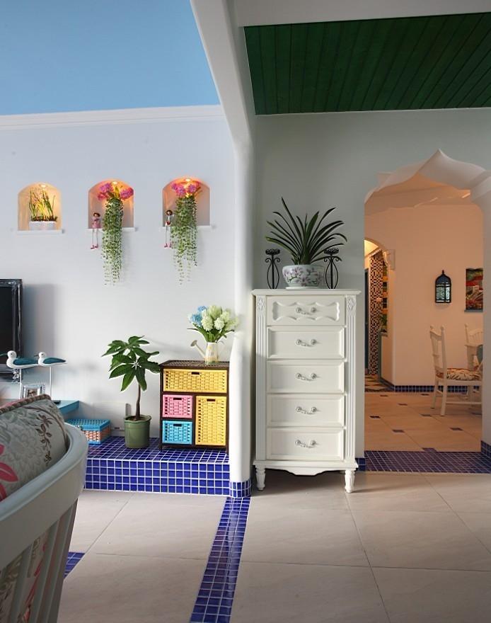 客厅图片来自石俊全在润泽公馆设计参考图的分享