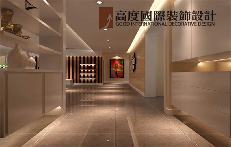 简约 装饰 设计 案例 效果图 玄关图片来自高度老杨在鲁能七号院 135平米 简约的分享