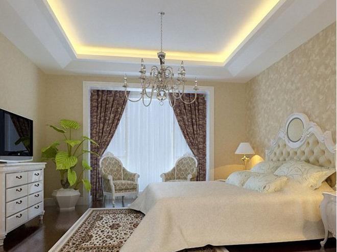 简约 卧室图片来自今朝装饰李海丹在旭辉华府案例的分享