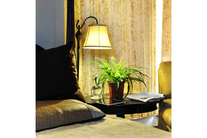 田园 三居 苹果装饰 卧室图片来自苹果装饰在锦绣江山田园装修案例的分享