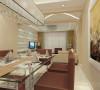 餐厅的背景通过照片墙的表现形式,通过窗户窗帘的搭配和厨房门的表现。增加餐厅的品味提升。