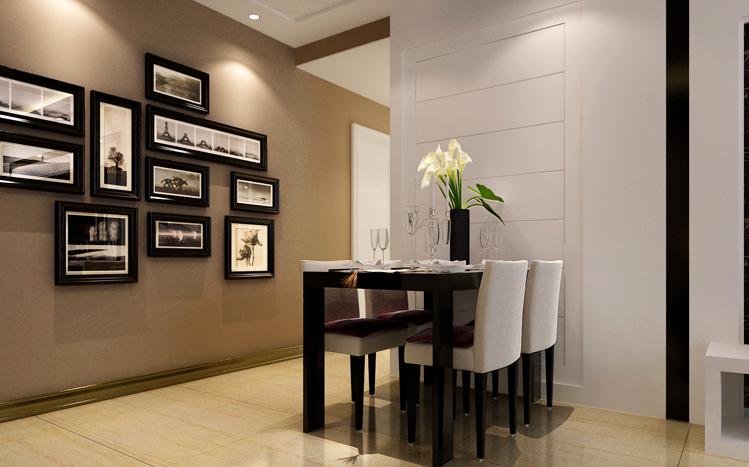 二居 简约 混搭 白领 收纳 80后 小资 餐厅图片来自多芬宝贝在正商恒钻的分享