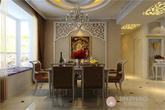 简约 餐厅图片来自今朝装饰李海丹在雍和家园的分享