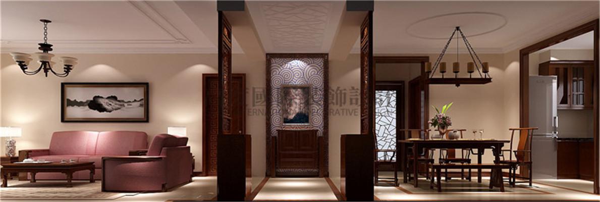 成都高度 别墅装修 别墅装饰 住宅装饰 汇锦城 138㎡ 新中式风格 餐厅图片来自北京高度国际装饰设计成都分公司在汇锦城-138㎡-新中式风格的分享