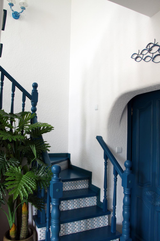 三居 白领 收纳 旧房改造 80后 苹果装饰 地中海 别墅装修 长沙别墅 楼梯图片来自苹果装饰公司在万国城地中海风格欣赏的分享