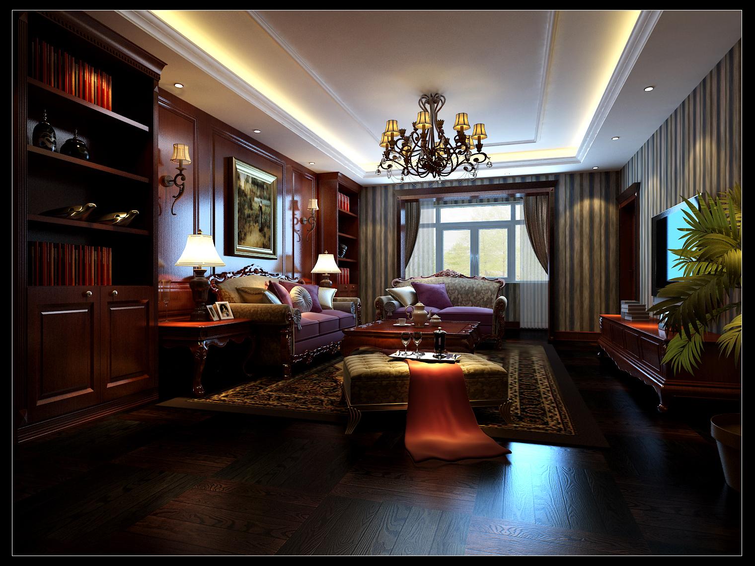 简约 客厅图片来自今朝装饰李海丹在木樨地公寓的分享