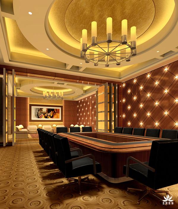 酒店会议区