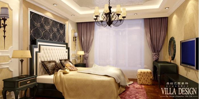 卧室图片来自斯斯98在欧式的分享