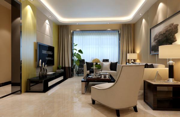 本方案是围绕现代简约风格为主题,整个空间都非常的干净,简洁。