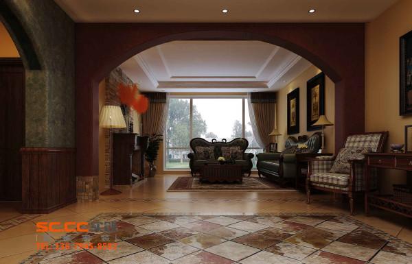 调线形流动的变化,色彩华丽。它在形式上以浪漫主义为基础,装修材料常用大理石、多彩的织物、精美的地毯,精致的法国壁挂,整个风格豪华、富丽,充满强烈的动感效果。