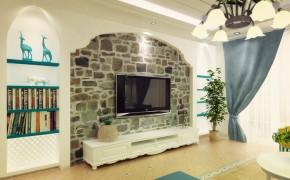 简约 田园 三居 白领 收纳 80后 小资 地中海 小清新 客厅图片来自xiaoxiaoxi在地中海清新的分享