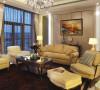 海怡湾-四居室时尚混搭风格