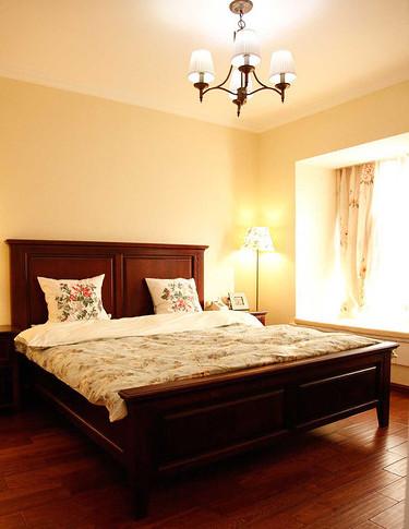 卧室风格与客厅风格搭配一致