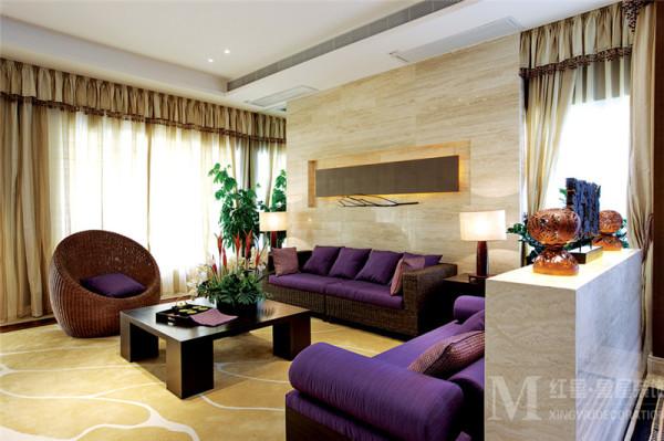 本案例为保利198住宅220㎡平米新中式风格装修设计方案