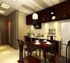 天津雅颂居1室2厅77㎡-中式风格