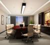 博特创想办公室---现代简约风格
