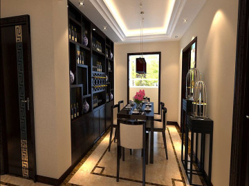 新古典别墅设计打造高雅古典之美