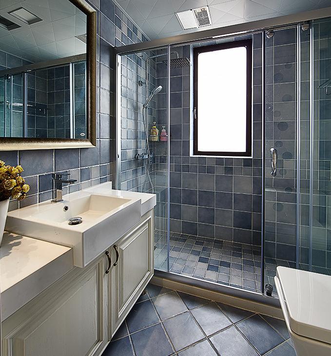 卫生间图片来自佰辰生活装饰在260方轻奢风小窝的分享