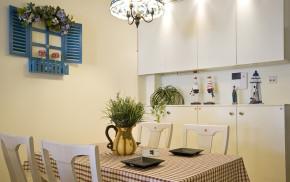 地中海 白领 小资 温馨 浪漫 餐厅图片来自佰辰生活装饰在拥抱爱情海 浪漫地中海风格家的分享