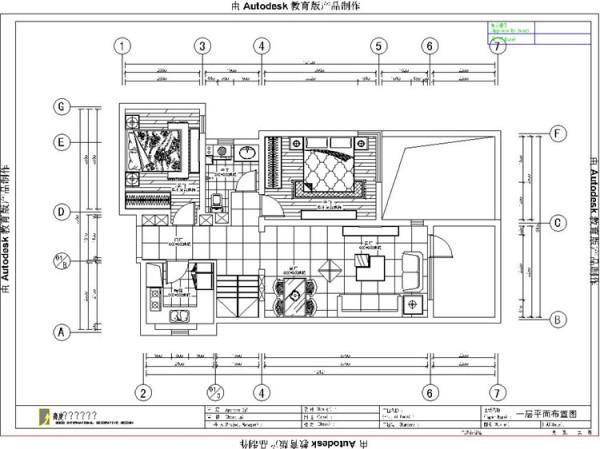 本方案设计才用现代简约的手法,特点在于轻装修重装饰,整体色调偏米黄色调, 对内部空间进行重组,局部结构改动