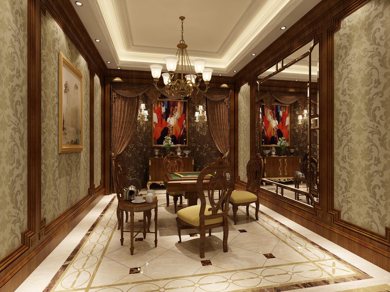 餐厅图片来自用户1721279202在杭州昆仑府美式乡村三代同堂的分享