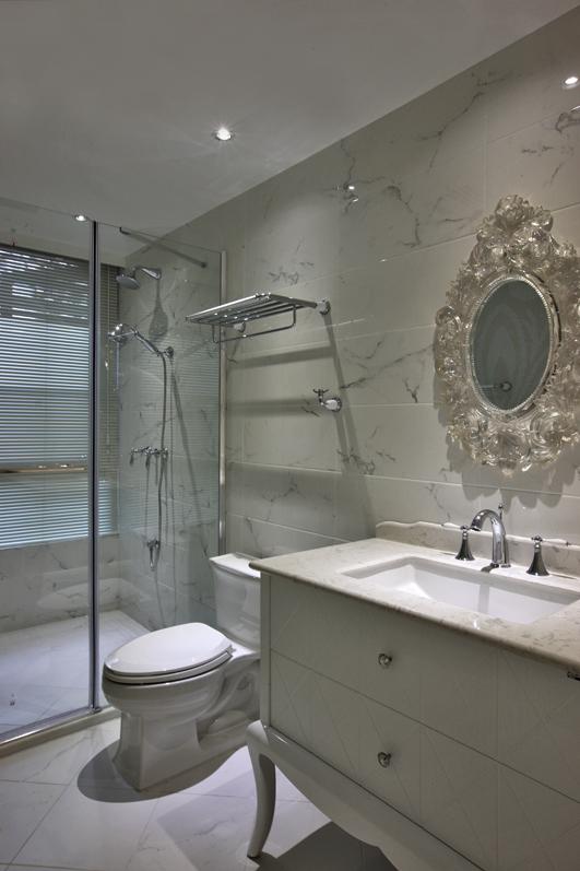 简约 欧式 别墅 卫生间图片来自郑鸿在唯爱简白—中信红树湾的分享