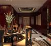 水悦龙庭310平中式设计