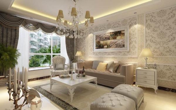简单的家装、唯美的姿态,平和而富有内涵的气韵,家具不失大气。